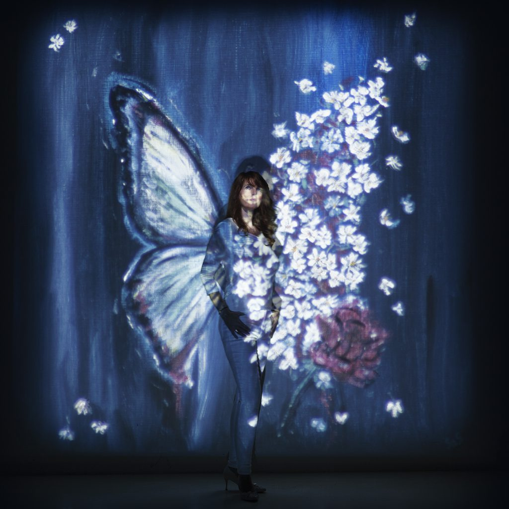 Metamorphose, I'm Part Of The Painting!